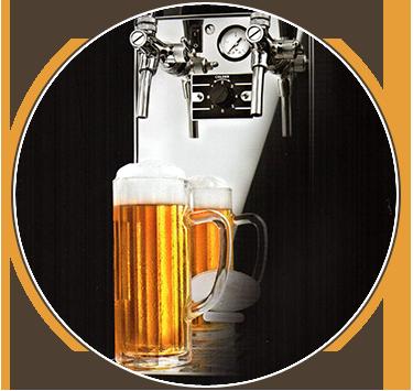 location pompe à bière